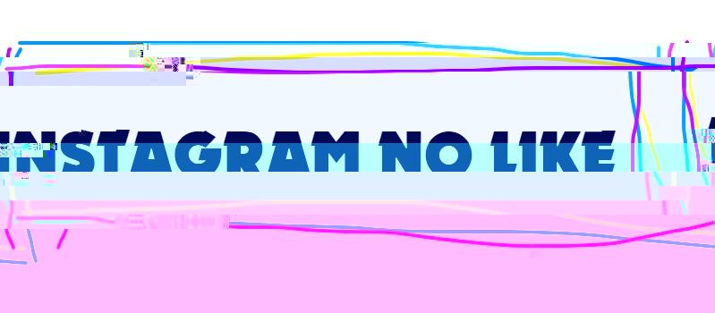 Pensate a un Instagram senza numero di like: quale contenuto guardereste?